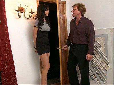 My wife's long legged friend Diana Princ