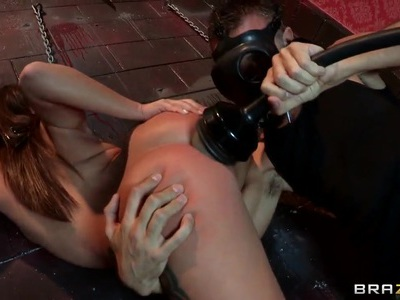Jynx Maze meets Keiran Lee with his hot fucking quipment