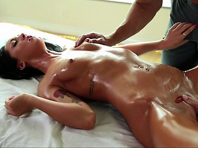 Ensuring she is all wet and extremely horny