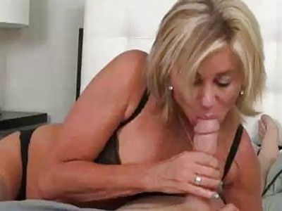 Milf Decides To Offer Him Help With Release