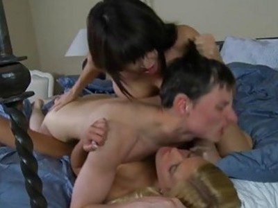 Darling and older hottie get doggystyle drilling