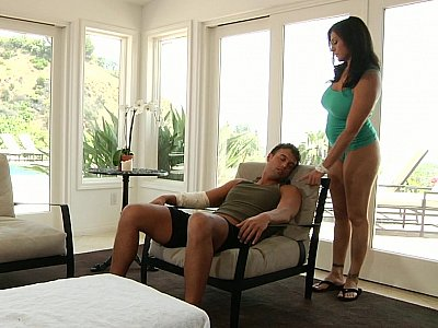 Mommy gets fucked