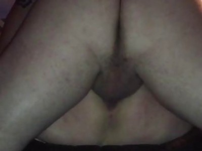 Lucky man gets mature tight pussy