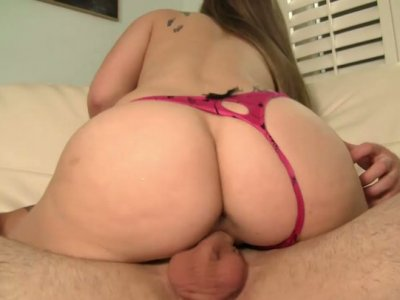 Bubble booty of Madison Chandler gets boned by Romeo Price's pecker