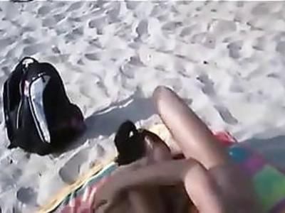Shameless Swingers at the Nude Beach