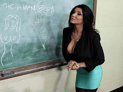 Human body professor