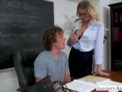 My First Sex Teacher – Kenzie Taylor