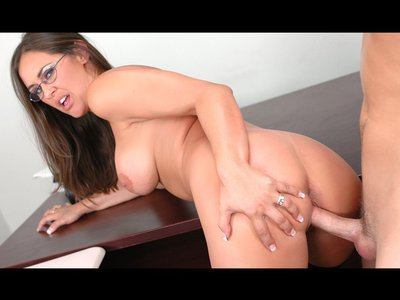 Simone Riley & Kris Slater in My First Sex Teacher