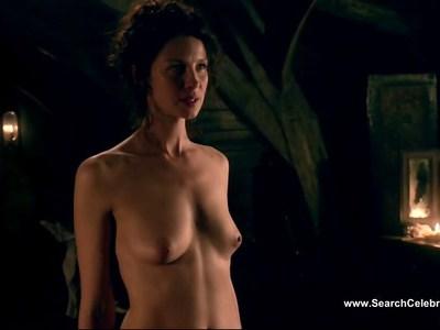 Caitriona Balfe in steamy sex scene from Outlander