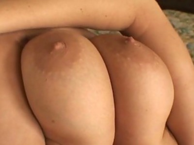 Doll is delighting her pierced twat with fingering